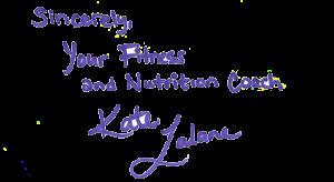 Kate Lalane | Personal Trainer Calgary